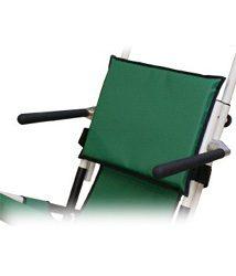 Extra breite gepolsterte Rückenunterstützung