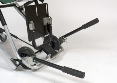 tragegriffe escape-carry chair