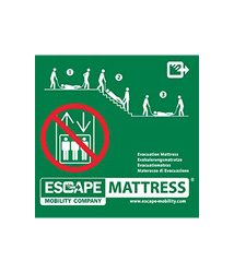 HINWEISSCHILD ESCAPE-MATTRESS®