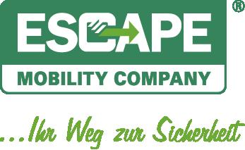 logo escape mobility company