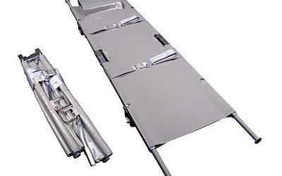 Stretcher 0710 mit 4 Gleitfüßen 2 x klappbar