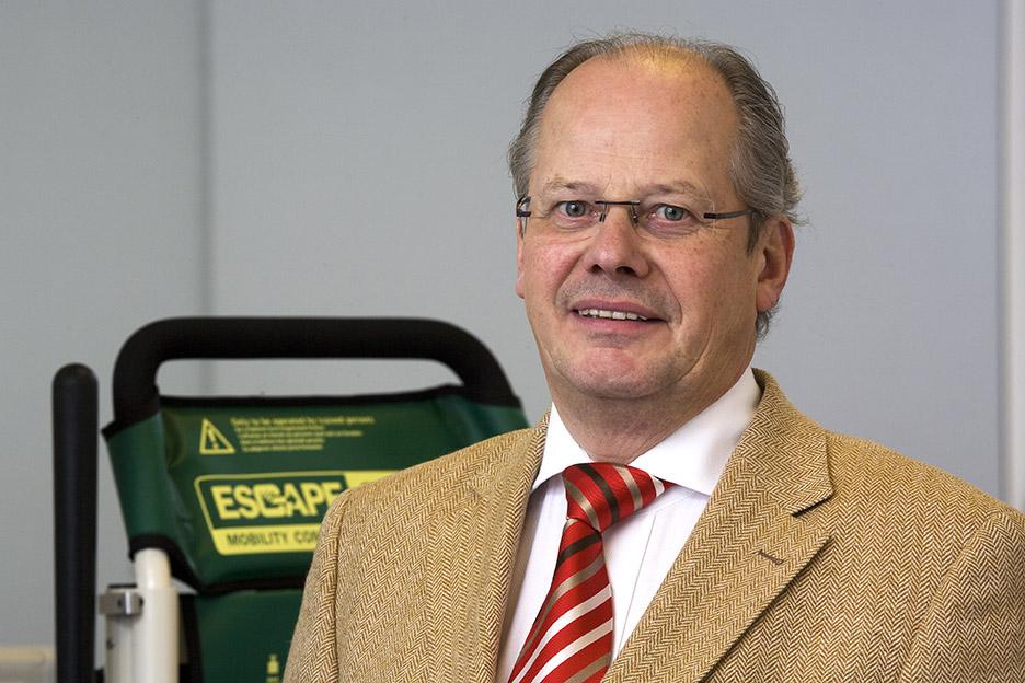 herr van leeuwen escape-chair escape mobility company
